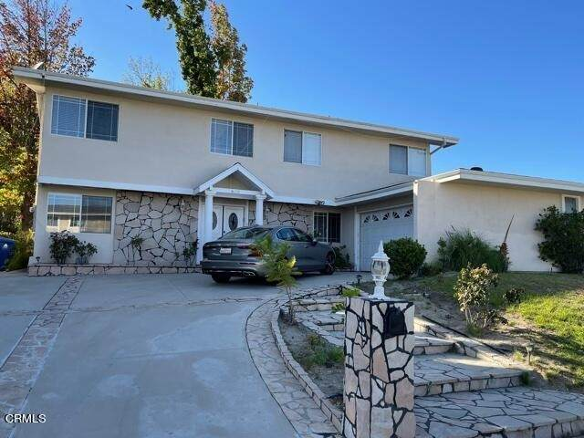 6043 Maury Avenue, Woodland Hills, CA 91367 (#P1-7131) :: The Bobnes Group Real Estate
