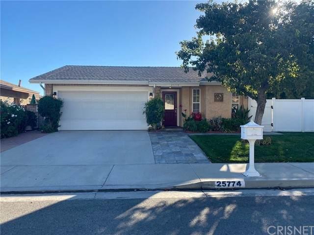 25774 Nashua Way, Valencia, CA 91355 (#SR21230854) :: Vida Ash Properties | Compass