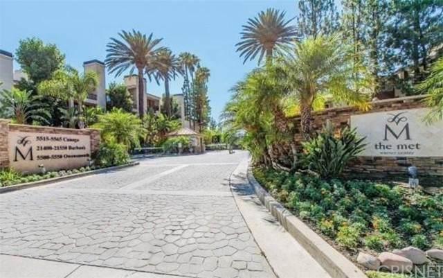 5520 Owensmouth Avenue #118, Woodland Hills, CA 91367 (#SR21231267) :: The Bobnes Group Real Estate