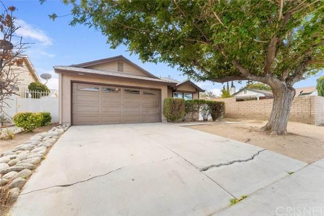 2644 E Ave S S, Palmdale, CA 93550 (#SR21231313) :: Randy Plaice and Associates