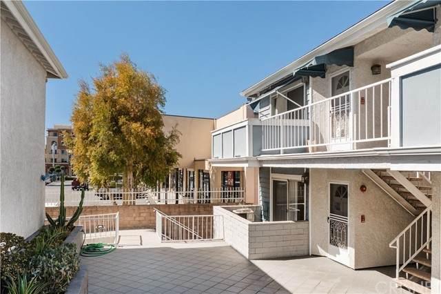 18427 Vincennes Street #33, Northridge, CA 91325 (#SR21229471) :: Lydia Gable Realty Group