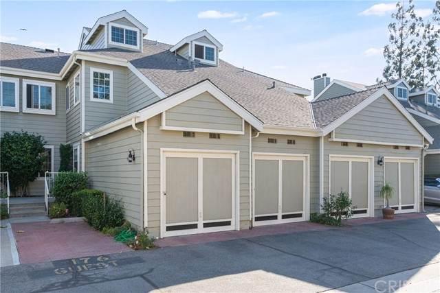 6610 N Clybourn Avenue #13, North Hollywood, CA 91606 (#SR21231477) :: Randy Plaice and Associates