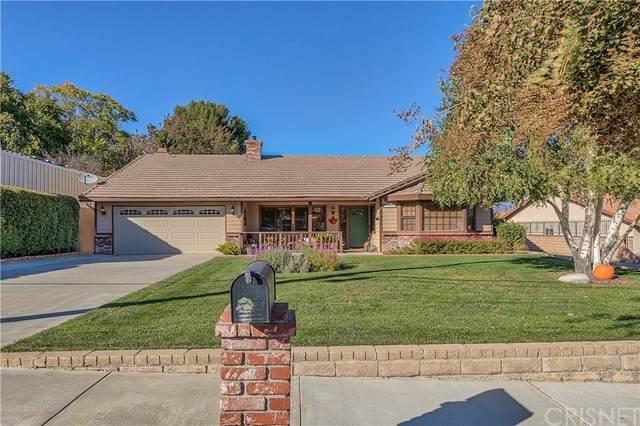27847 Parker Road, Castaic, CA 91384 (#SR21231410) :: Montemayor & Associates