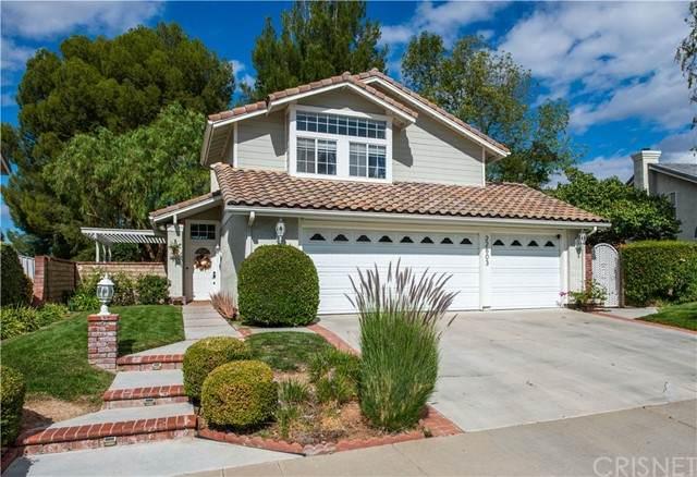 22603 Fenwall Drive, Saugus, CA 91350 (#SR21221153) :: Randy Plaice and Associates