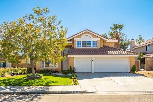 2548 Paxton Avenue, Palmdale, CA 93551 (#SR21231491) :: Randy Plaice and Associates