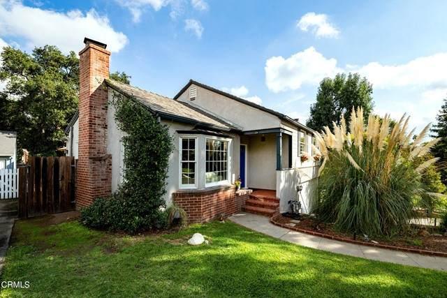 1946 N Harding Avenue, Altadena, CA 91001 (#P1-7149) :: Randy Plaice and Associates
