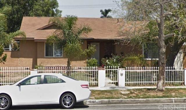 16101 Lassen Street, North Hills, CA 91343 (#SR21231895) :: Randy Plaice and Associates