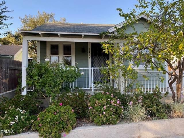 1425 E Howard Street, Pasadena, CA 91104 (#P1-7152) :: The Bobnes Group Real Estate