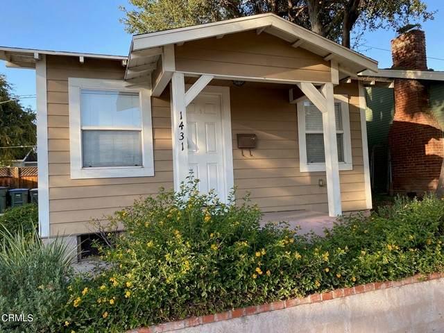1431 E Howard Street, Pasadena, CA 91104 (#P1-7153) :: The Bobnes Group Real Estate