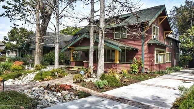 1130 Windsor Place, South Pasadena, CA 91030 (#P1-7155) :: The Bobnes Group Real Estate