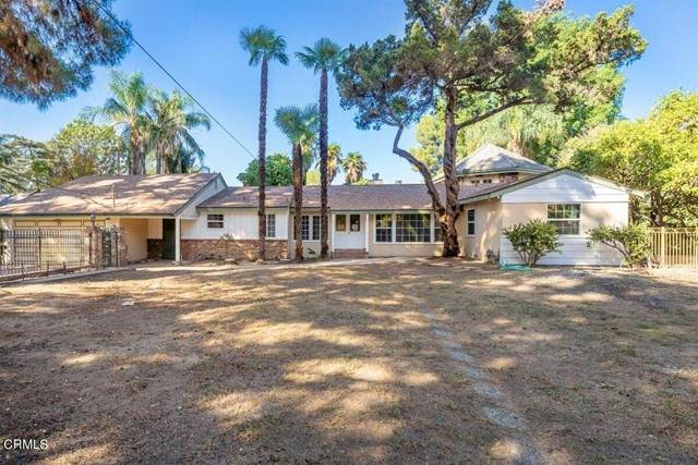 8645 Louise Avenue, Sherwood Forest, CA 91325 (#P1-7157) :: The Bobnes Group Real Estate