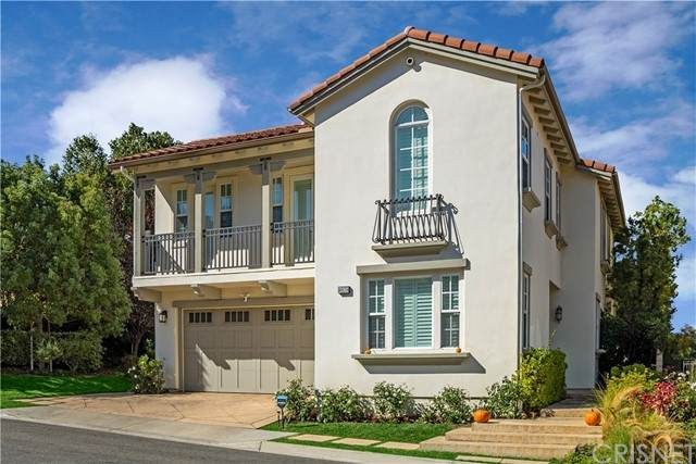 4609 Cielo Circle, Calabasas, CA 91302 (#SR21229969) :: Vida Ash Properties | Compass