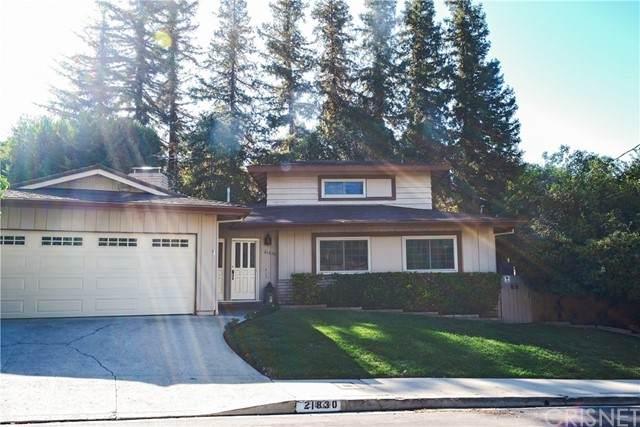 21830 Ybarra Road, Woodland Hills, CA 91364 (#SR21229959) :: The Bobnes Group Real Estate