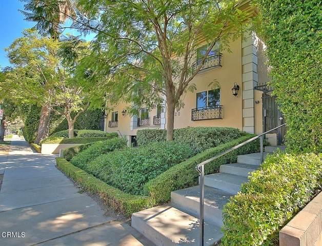 420 S Oak Knoll Avenue #11, Pasadena, CA 91101 (#P1-7160) :: The Parsons Team