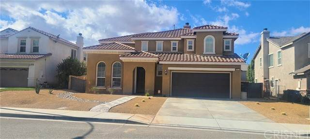 39315 Desert Lilly Court, Palmdale, CA 93551 (#SR21232313) :: The Grillo Group