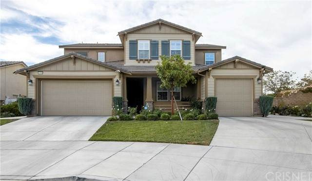 22396 Midtown Court, Saugus, CA 91350 (#SR21231468) :: Vida Ash Properties | Compass