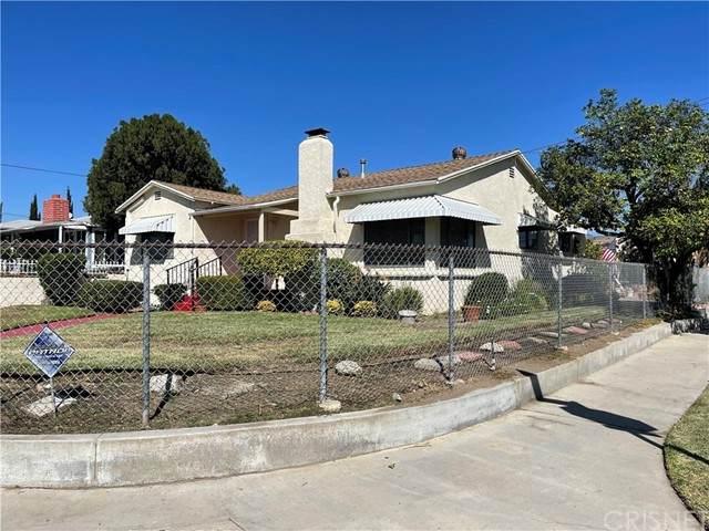 10662 Haddon Avenue, Pacoima, CA 91331 (#SR21232231) :: TruLine Realty