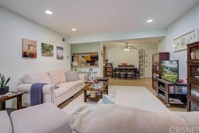 5460 White Oak Avenue G220, Encino, CA 91316 (#SR21231220) :: The Bobnes Group Real Estate