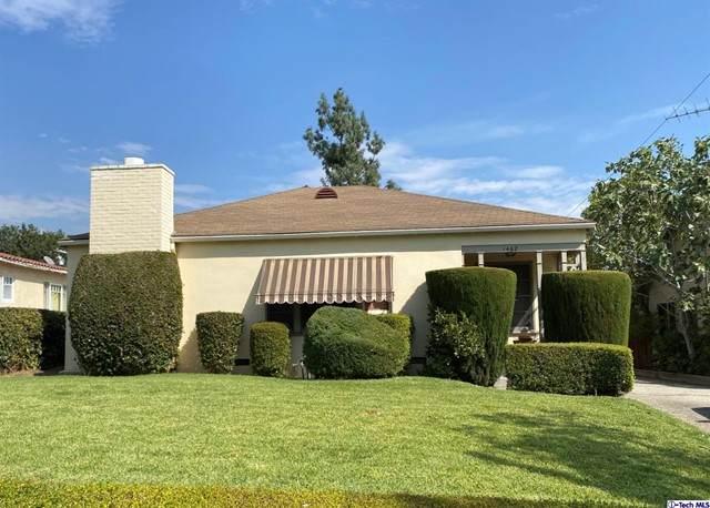 1460 Wesley Avenue, Pasadena, CA 91104 (#320007963) :: The Parsons Team