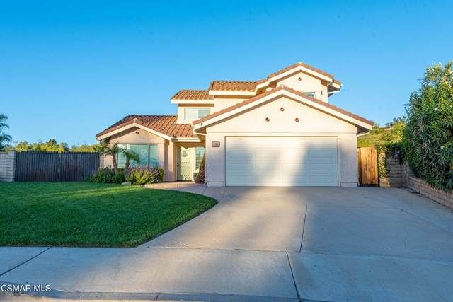 4190 Oakcliff Drive, Moorpark, CA 93021 (#221005656) :: Mark Moskowitz Team   Keller Williams Westlake Village