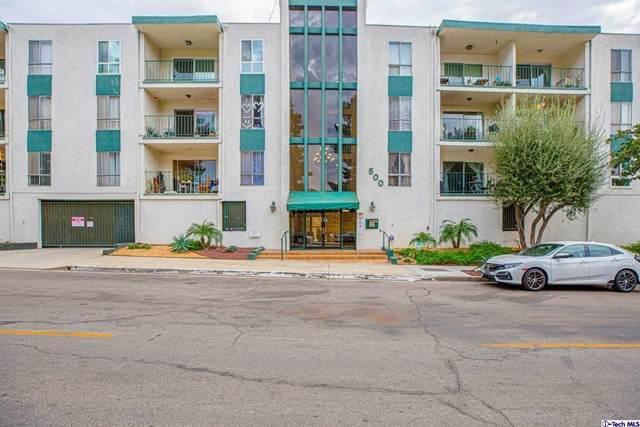 500 Jackson Place #106, Glendale, CA 91206 (#320008128) :: The Bobnes Group Real Estate