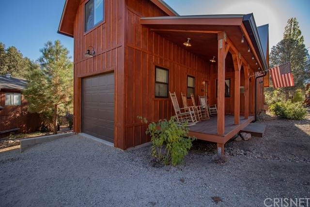 16412 Grizzly Drive, Pine Mountain Club, CA 93225 (#SR21232697) :: The Parsons Team