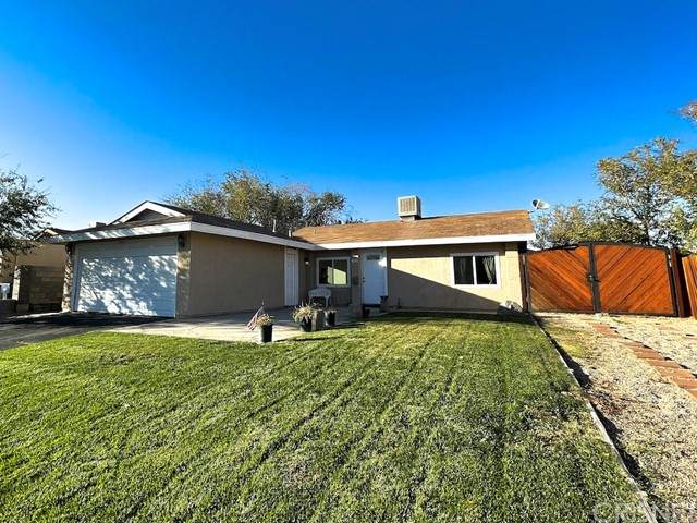 3701 W Avenue K14, Lancaster, CA 93536 (#SR21231867) :: The Grillo Group
