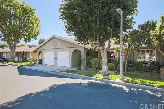 26823 Circle Of The Oaks, Newhall, CA 91321 (#SR21232747) :: Montemayor & Associates