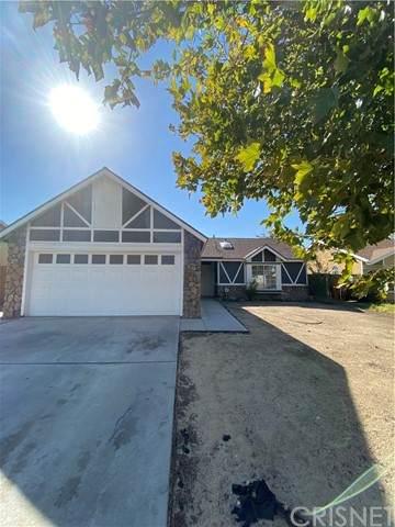 45127 Rachel Avenue, Lancaster, CA 93535 (#SR21209734) :: The Bobnes Group Real Estate