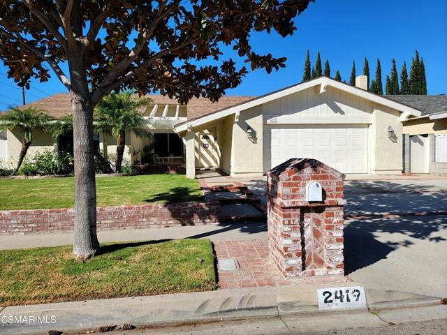 2419 Sweetwood Street, Simi Valley, CA 93063 (#221005662) :: The Parsons Team