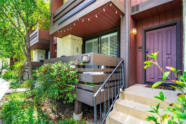 21930 Marylee Street #81, Woodland Hills, CA 91367 (#SR21188511) :: Vida Ash Properties | Compass