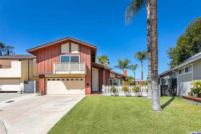 2805 Courtnay Circle, West Covina, CA 91792 (#320008133) :: The Grillo Group