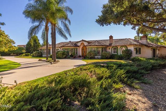 12147 Linda Flora Drive, Ojai, CA 93023 (#V1-9045) :: The Grillo Group