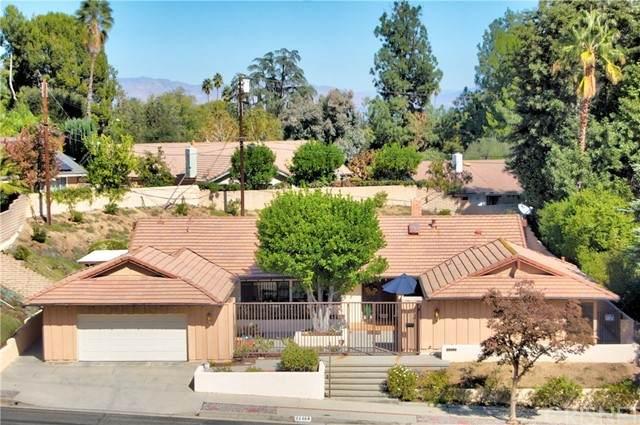 22369 Mulholland Drive, Woodland Hills, CA 91364 (#SR21232194) :: Vida Ash Properties | Compass