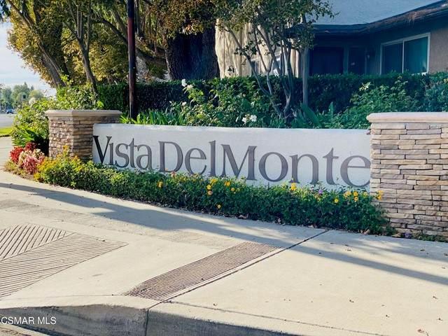 2027 N Avenida Vista Delmonte #4, Simi Valley, CA 93063 (#221005672) :: The Grillo Group
