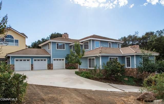 2514 Sierra Creek Road, Agoura Hills, CA 91301 (#221005670) :: Mark Moskowitz Team | Keller Williams Westlake Village