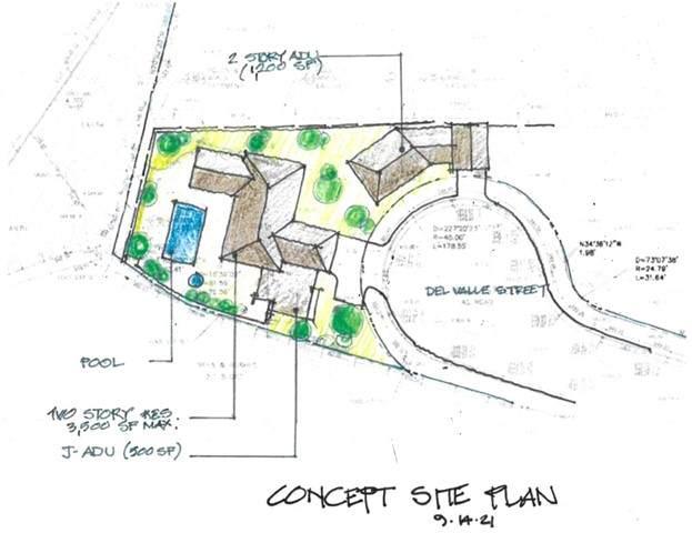 23055 Del Valle St, Woodland Hills, CA 91364 (#SR21205022) :: Vida Ash Properties | Compass