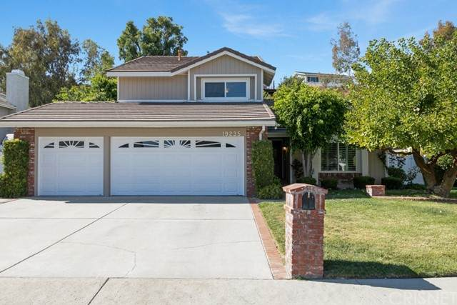 19235 Woodmont Drive, Porter Ranch, CA 91326 (#SR21231278) :: Lydia Gable Realty Group