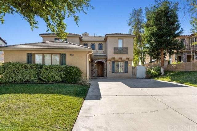 26602 Beecher Lane, Stevenson Ranch, CA 91381 (#SR21233134) :: The Grillo Group