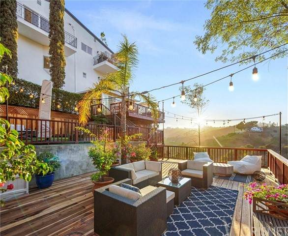 2591 Leicester Drive, Los Angeles, CA 90046 (#SR21231202) :: The Grillo Group