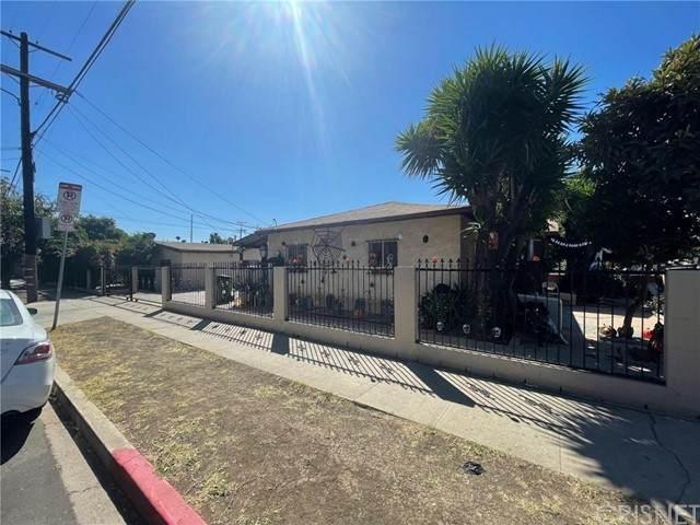 3124 Estara Avenue, Los Angeles, CA 90065 (#SR21233206) :: The Grillo Group