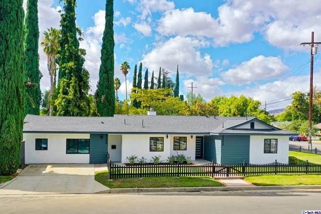 23258 Victory Boulevard, Woodland Hills, CA 91367 (#320008112) :: Vida Ash Properties | Compass