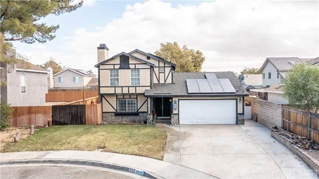 45040 Colleen Drive, Lancaster, CA 93535 (#SR21231540) :: Berkshire Hathaway HomeServices California Properties
