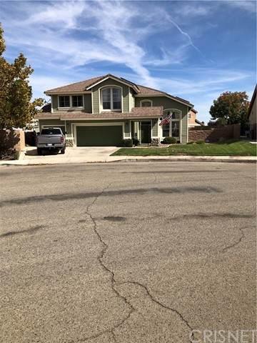 38742 Highmeadow Drive, Palmdale, CA 93551 (#SR21233403) :: Berkshire Hathaway HomeServices California Properties
