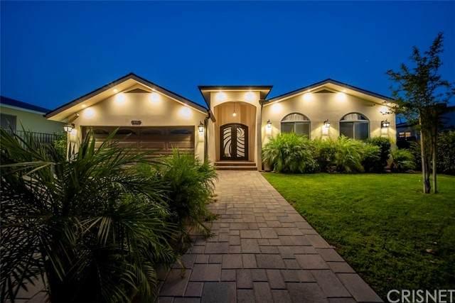 6610 Alcove Avenue, North Hollywood, CA 91606 (#SR21208695) :: Vida Ash Properties   Compass
