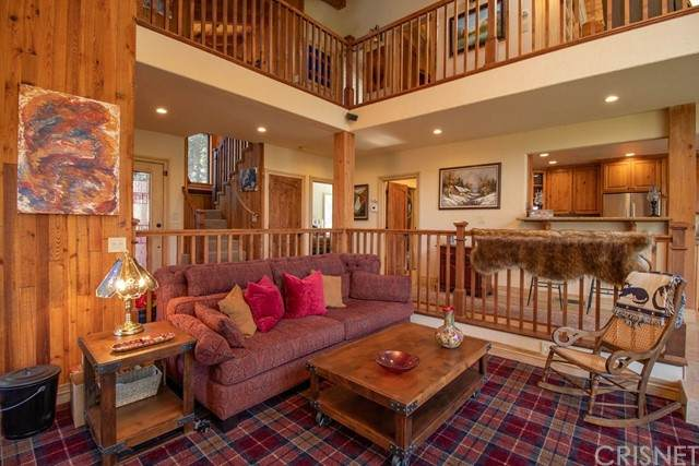 1417 Banff Drive, Pine Mountain Club, CA 93222 (#SR21232875) :: Montemayor & Associates