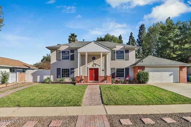 1390 Norman Avenue, Thousand Oaks, CA 91360 (#221005687) :: Mark Moskowitz Team   Keller Williams Westlake Village
