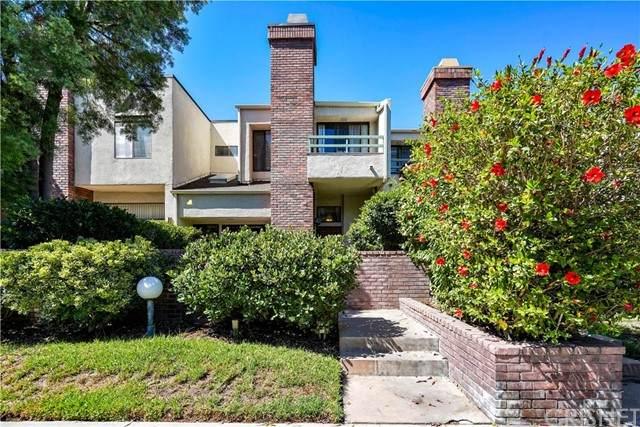 18731 Hatteras Street #28, Tarzana, CA 91356 (#SR21233622) :: Mark Moskowitz Team | Keller Williams Westlake Village