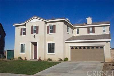 2307 Thorncroft Circle, Palmdale, CA 93551 (#SR21232617) :: Berkshire Hathaway HomeServices California Properties