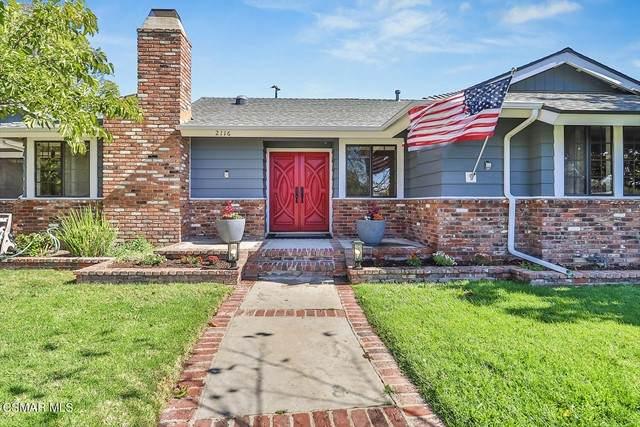2116 Dunn Court, Thousand Oaks, CA 91360 (#221005693) :: Vida Ash Properties | Compass
